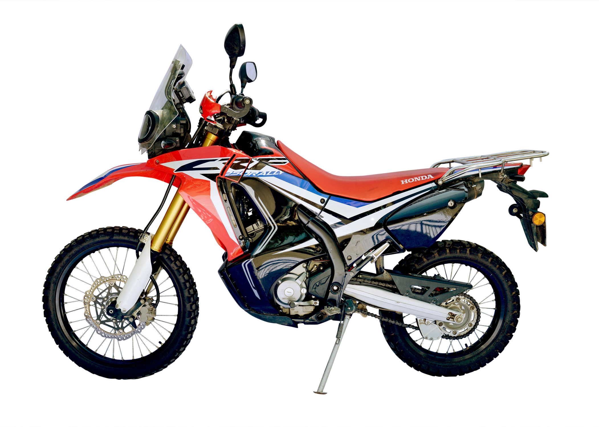 Honda Crf Rally 300 Adventure